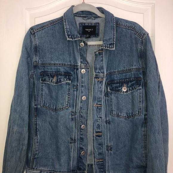 Forever 21 Men's Jean jacket